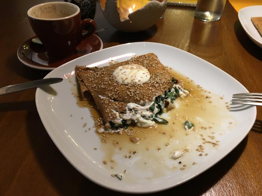 Café Pan Crêpes In Bio Qualität Frühstück Karlsruhe