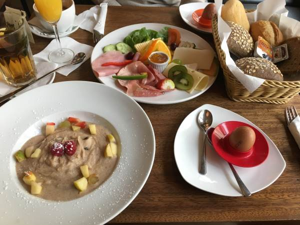 Gold Kulinarisches Goldstück Der Oststadt Frühstück Karlsruhe