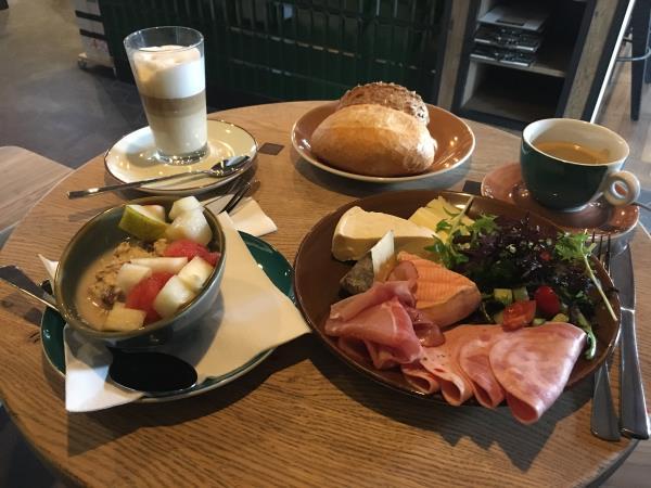 Frühstücken Brunchen Kuchen In Karlsruhe