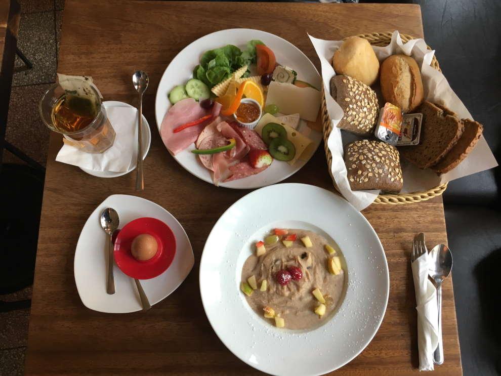 Frühstück Karlsruhe